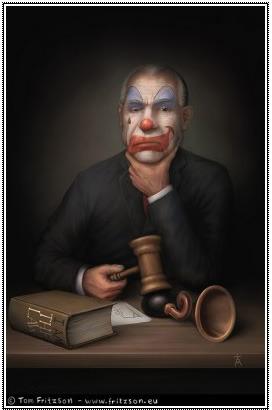 Judgeclown
