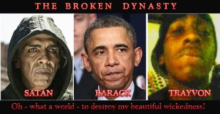 Broken Dynasty