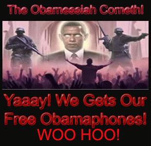 The Obamessiah Cometh!