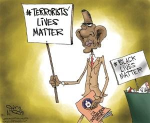 TerroristsLivesMatter